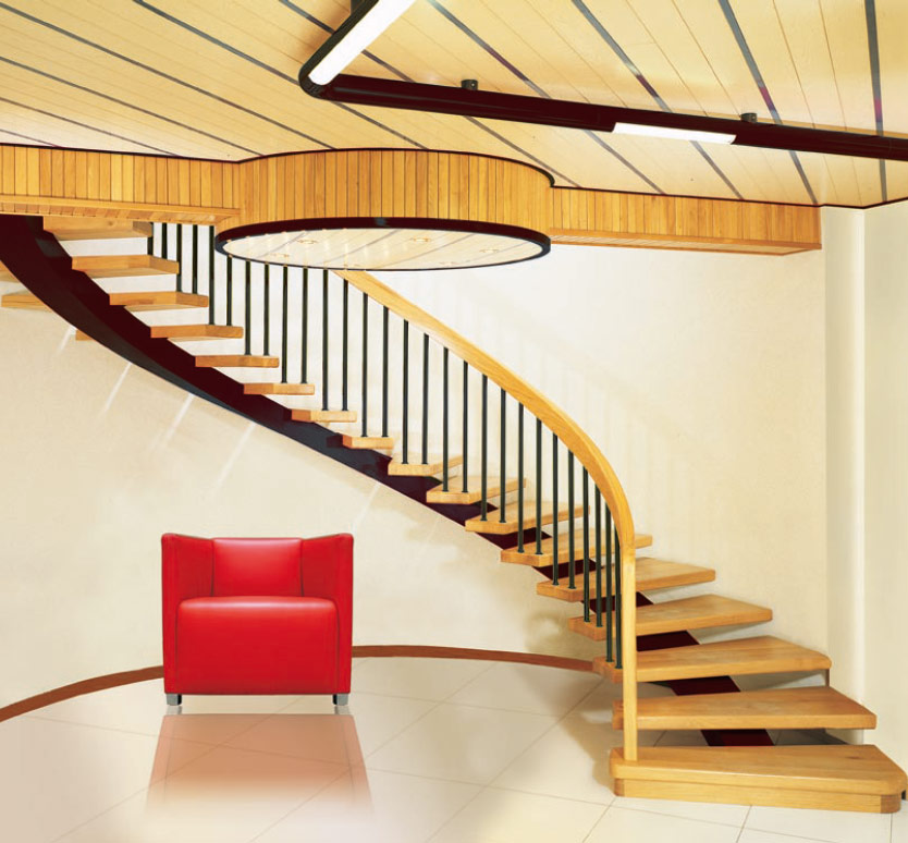 Inspirational stairs design for Architecture spiral staircase