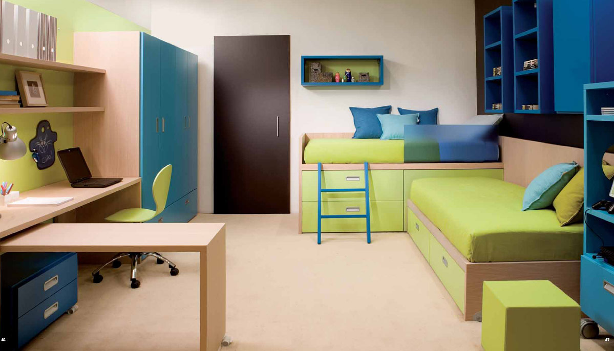 Kids room design ideas Kid room ideas for small spaces