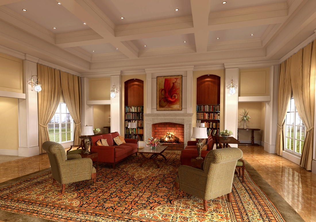 Classic Interior Design Mesmerizing Classic Interior Design