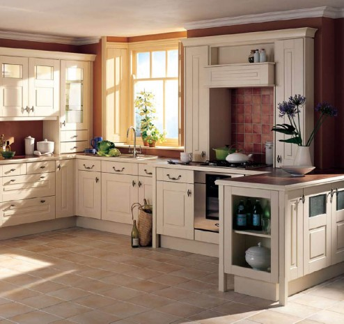 Ordinaire Cottage Kitchen