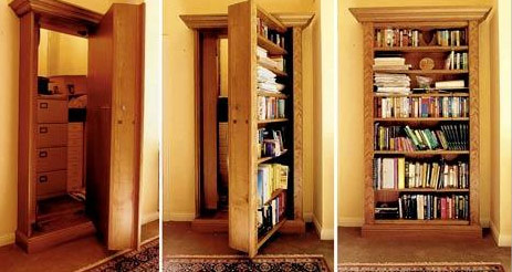 Hidden room for Homes for sale with hidden rooms