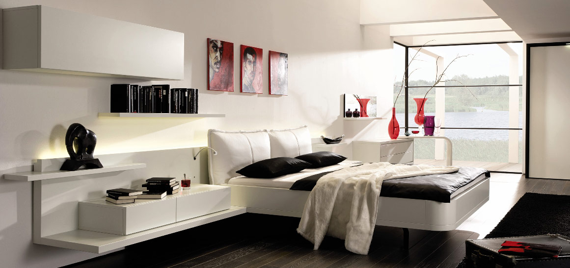 modern minimalistic bedroom  modern minimalistic bedroom: bedroom design idea