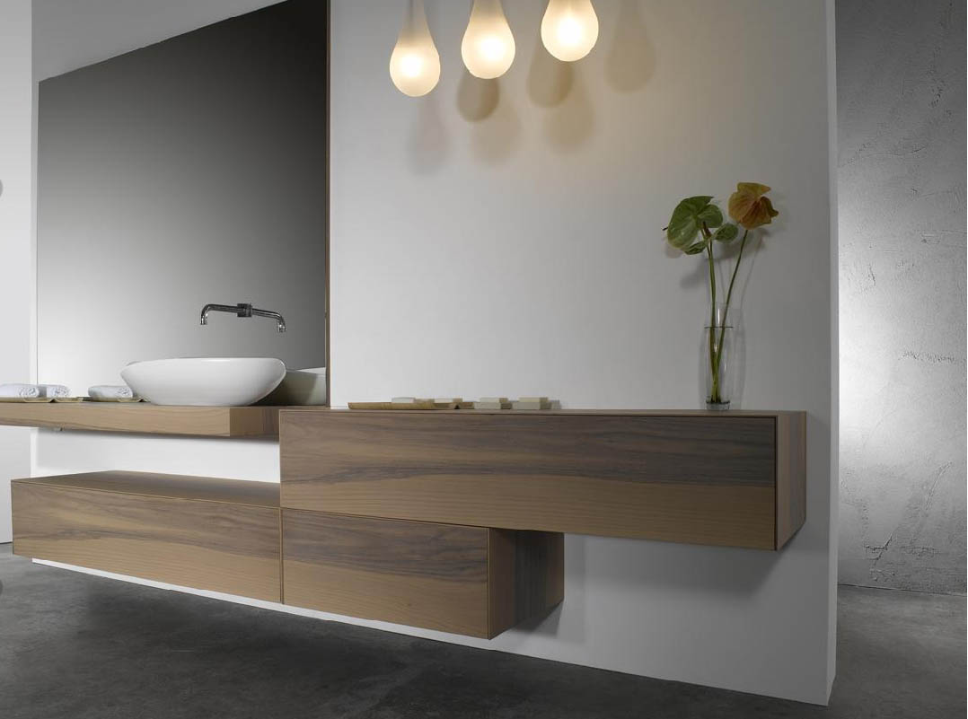 minimalistic bathroom - Bath Design Ideas