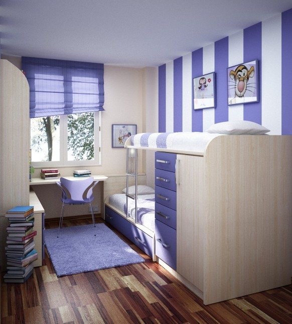 Cool Room Design Ideas Part - 48: Childrens Room