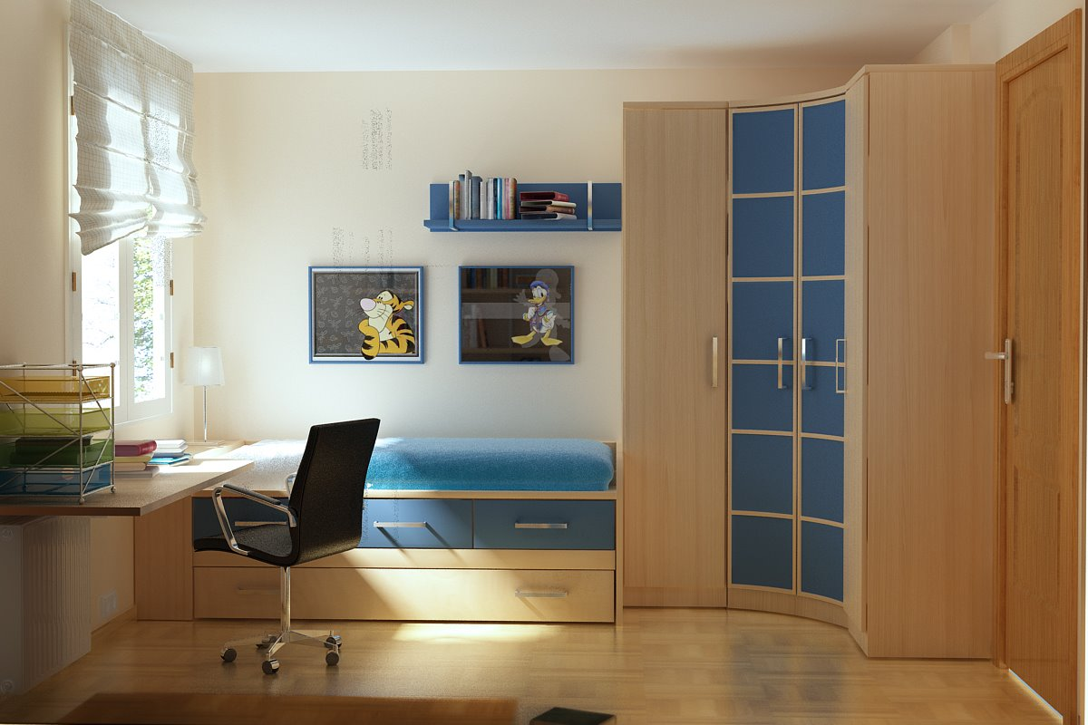 Kids Room Cabinet Design Kids Room Designs And Children's Study Rooms