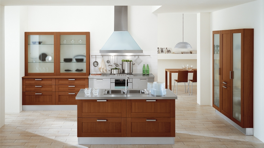 Modern italian kitchens for Modern italian kitchen