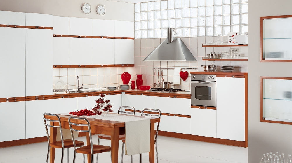 Modern italian kitchens for Decoration de cuisine