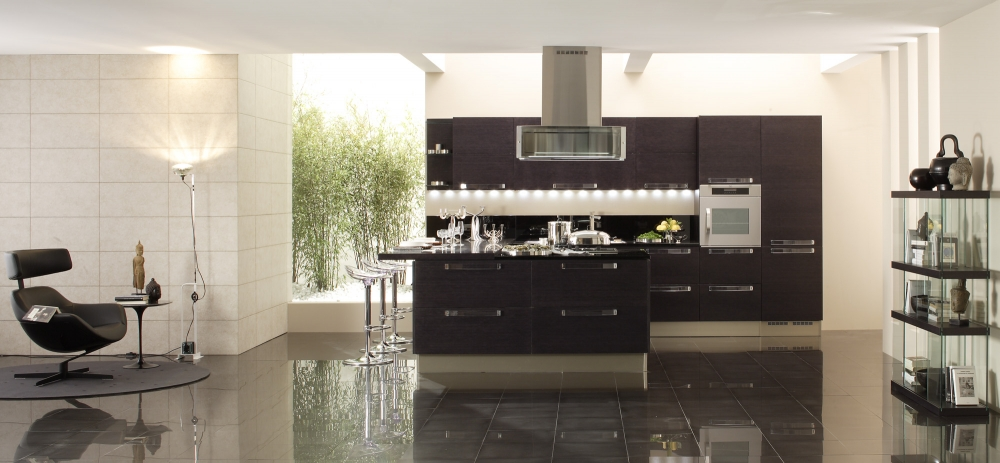 Modern italian kitchens for Italian kitchen pics
