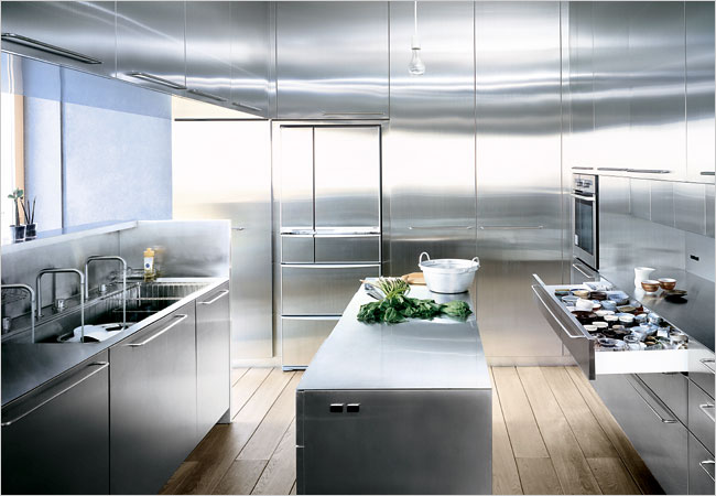 Japanese Kitchen Design