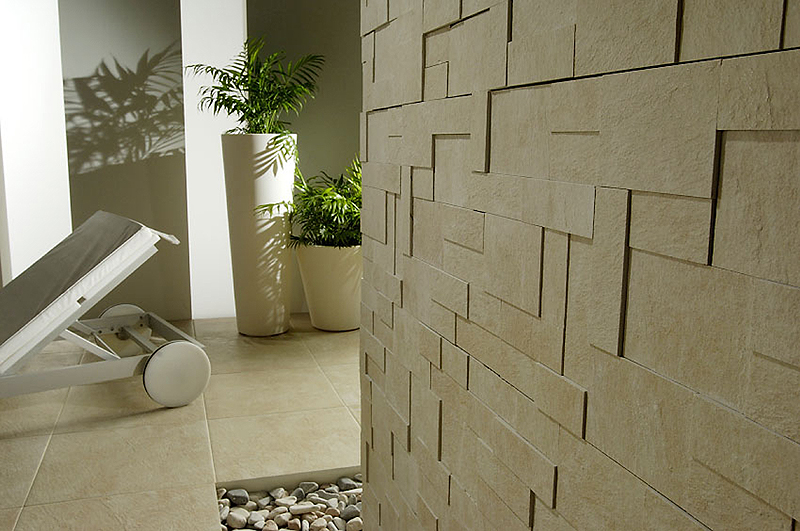 Wall Tiles Design For Home : Beautiful ceramic floor tiles from refin