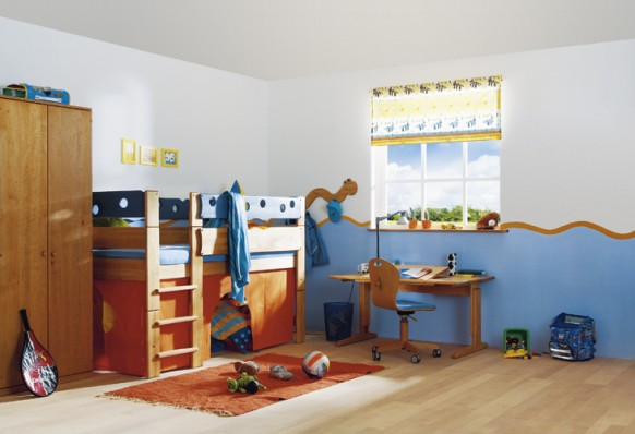 Exciting kids room furniture 4