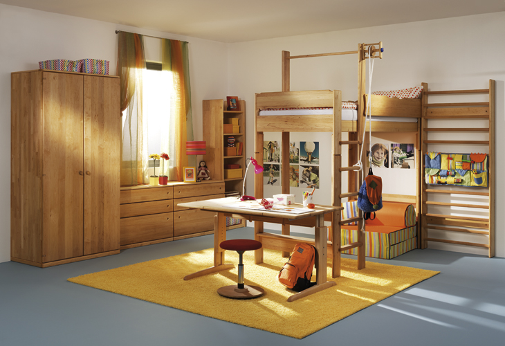Awesome kids room furniture 5. Special Themed Rooms for Kids