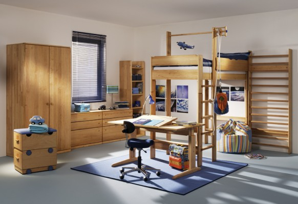 Stimulating kids room furniture 6