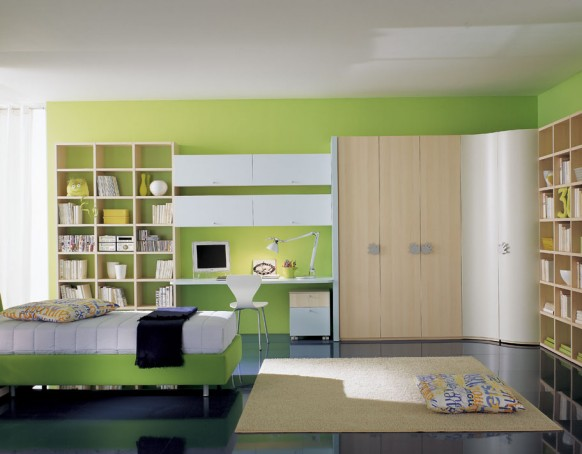 kids study room berloni