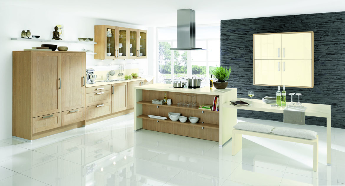 Modern Kitchen Accessories And Decor types of kitchens - alno