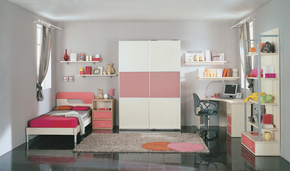 kid's rooms from russian maker:akossta