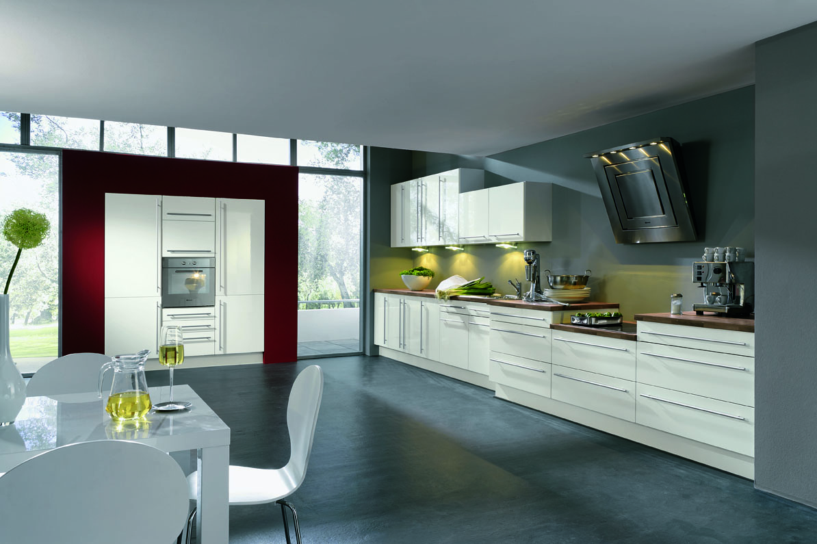 Types of kitchens alno Kitchen design and fitting