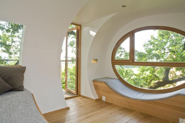 Great tree houses by baumraum - Treehouse masters interior ...