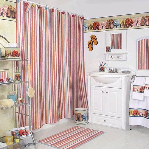 Kids' Bathroom Sets, Furniture and other Decor Accessories