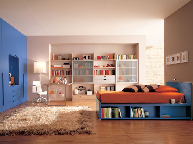 kids study room design