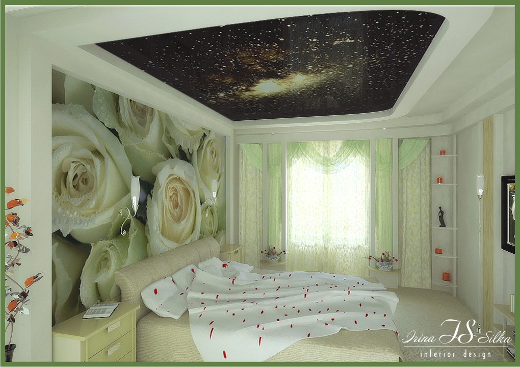 Beautiful bedrooms for Bedroom mural designs