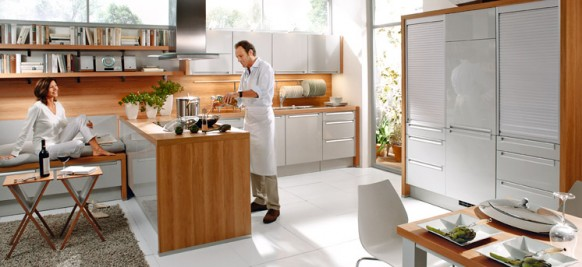 brown cucine