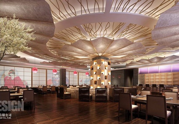chinese restaurant design