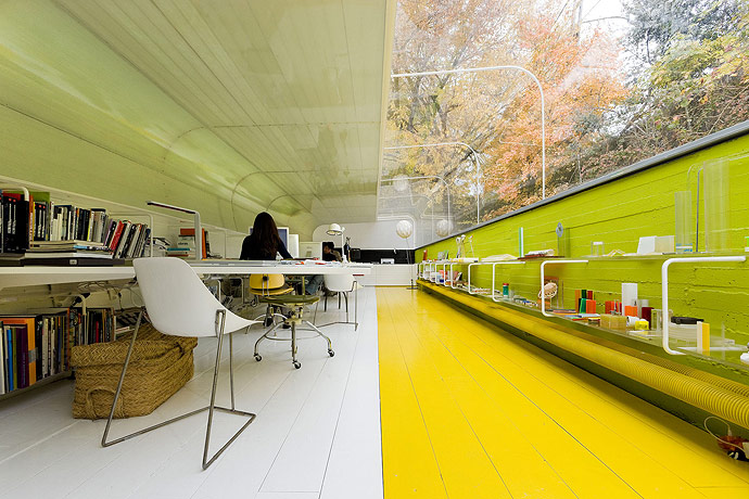 an office in the woods selgas cano architecture rh home designing com