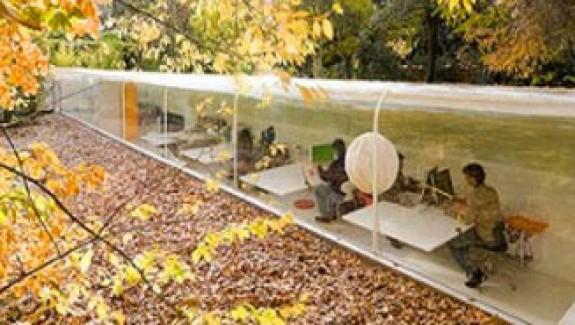 An Office In The Woods: Selgas Cano Architecture