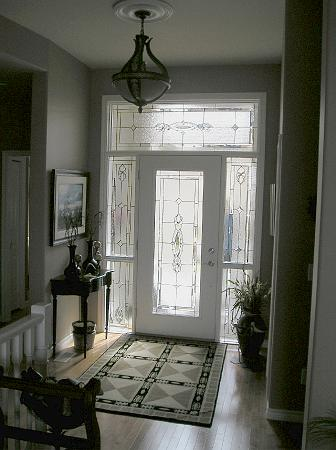 Foyer design decorating tips and pictures for Foyer area interior