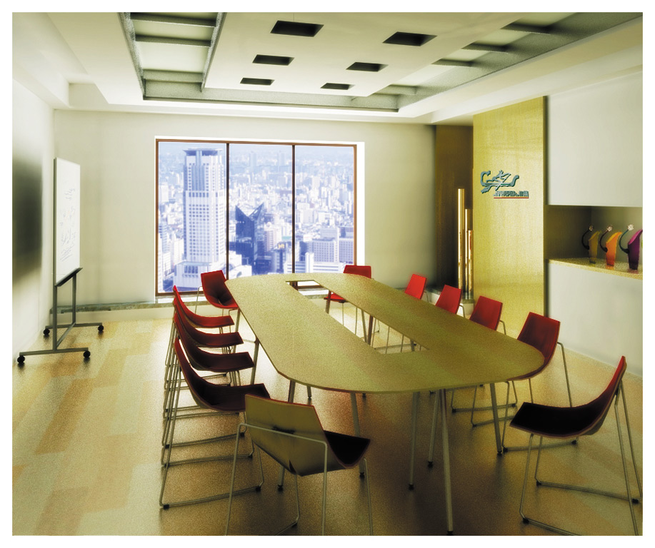 Office meeting room designs Office room decoration ideas
