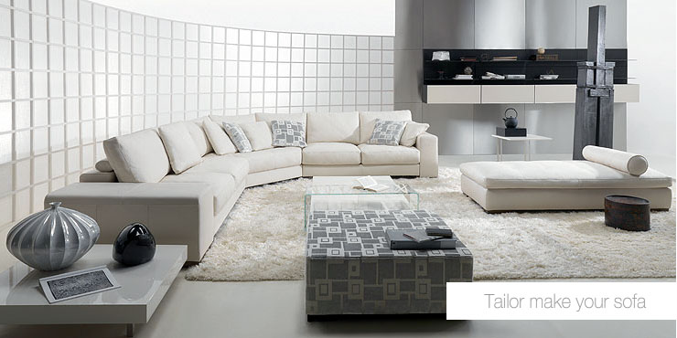 White Sofa Set · White Living Room