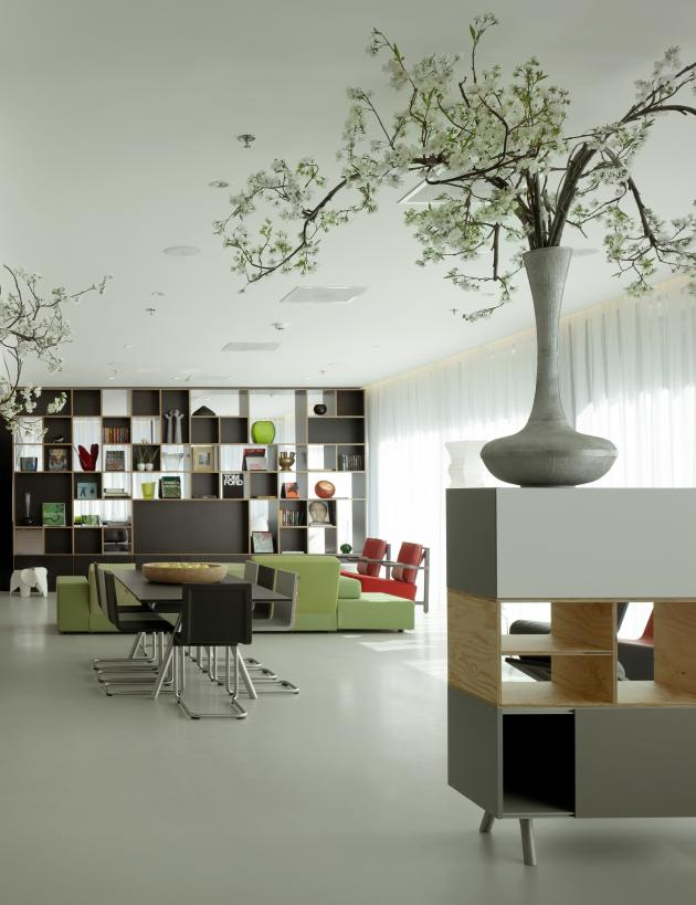 Citizenm hotel interiors amsterdam for Architecture firm amsterdam