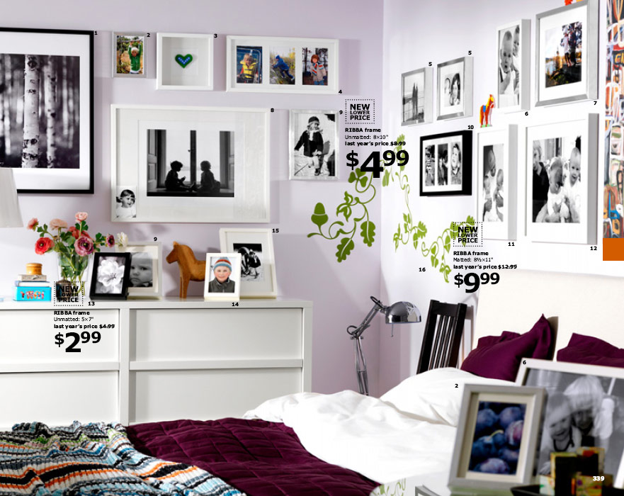 Ikea 2010 catalog for Ikea bedroom design ideas