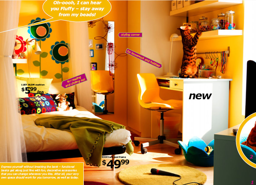Ikea 2010 catalog - Kids room ideas ikea ...