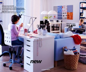 Ikea workspace for Ikea 2010 catalog pdf
