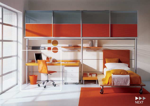 kids room shelves kids room interiors - Kids Interior Design Bedrooms