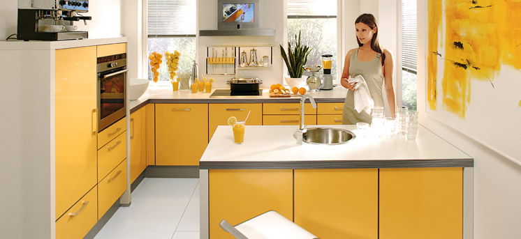 Yellow Kitchen Decor Part 75