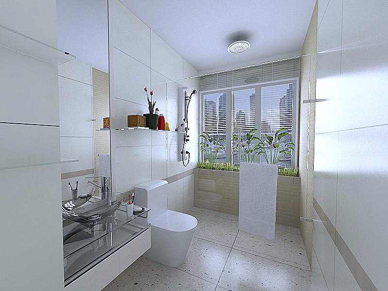 Inspirational bathrooms for Toilet interior design ideas