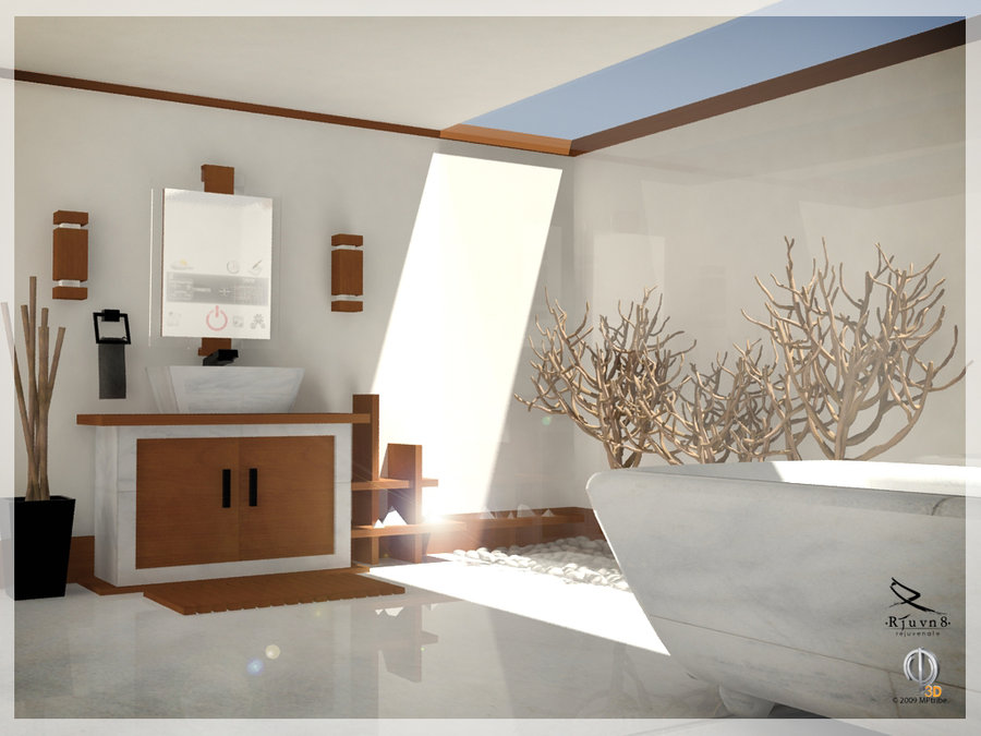 Inspirational bathrooms for Interior design for bathroom