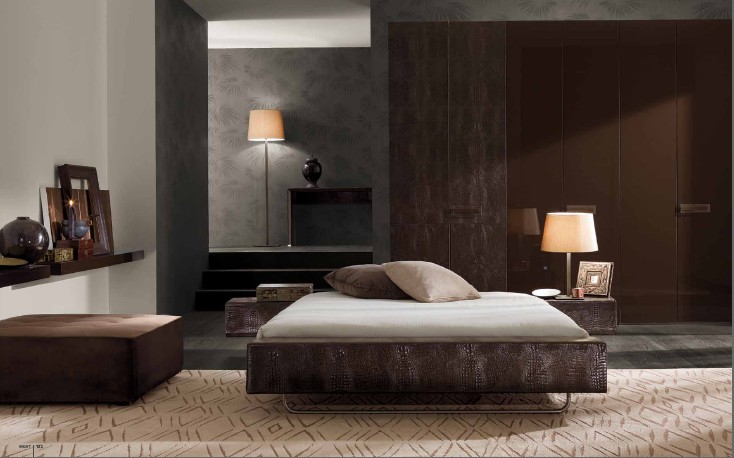 Beautiful bedrooms from mobileffe for Classy bedroom ideas