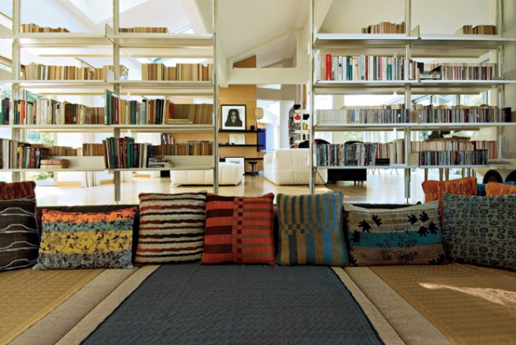 home library study