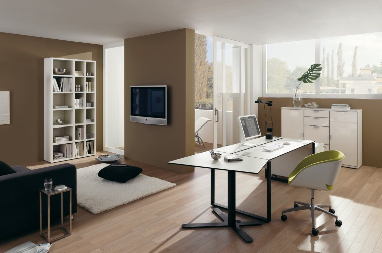 Home office furniture by hulsta - Decoration bureau maison ...