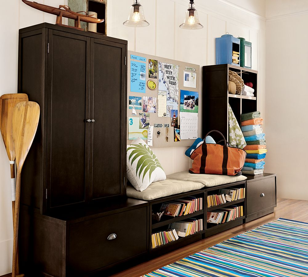 Home storage and organization furniture for Studio apartment storage ideas