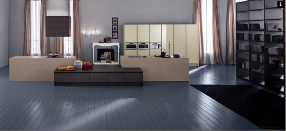 modualr kitchen