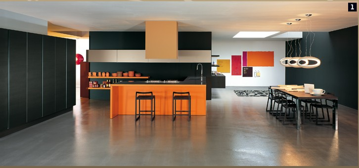 Luxury Kitchen Designs From Comprex
