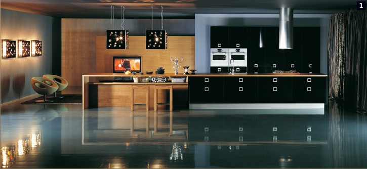 Attirant Modular Kitchen