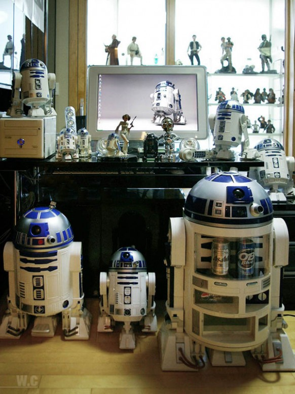 star wars workspace