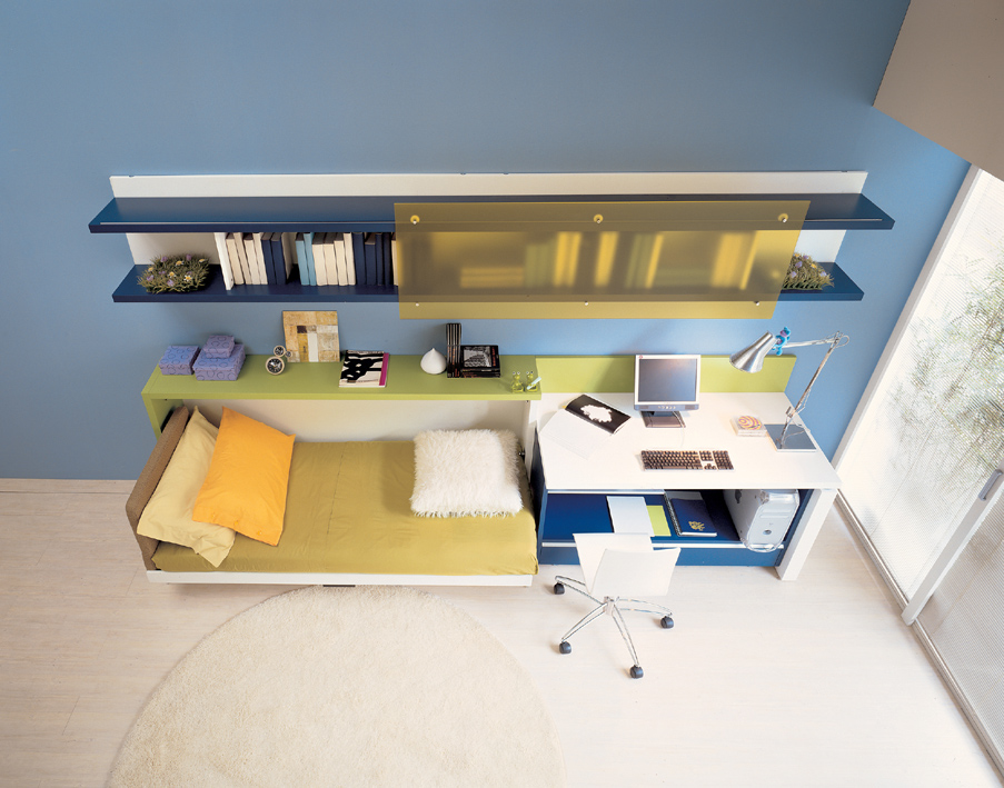 Ideas for Teen Rooms with Small Space