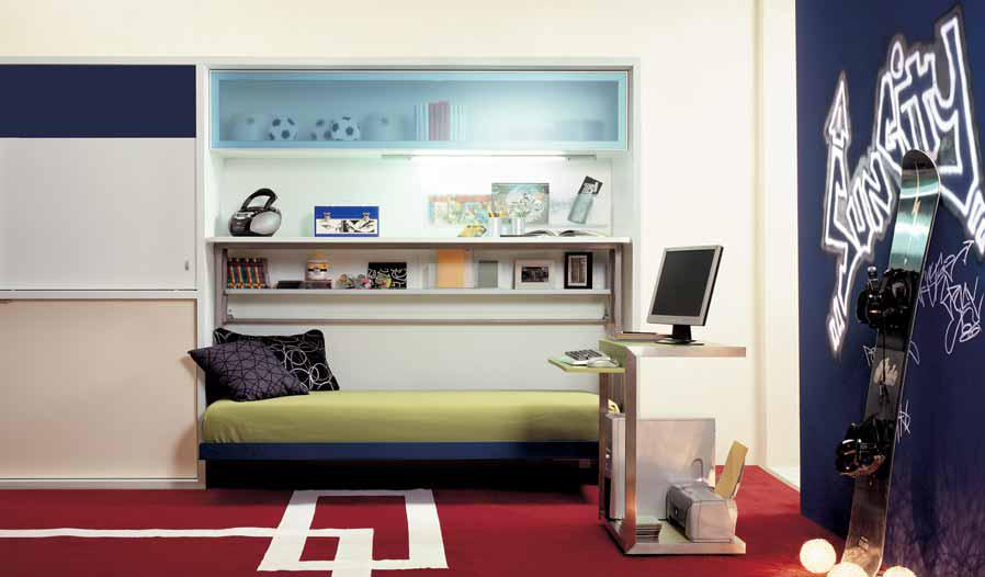 Http Www Home Designing Com 2009 08 Trendy Teen Rooms